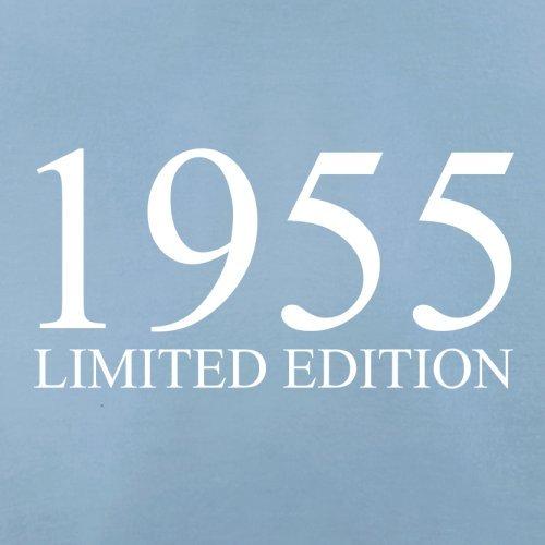 1955 Limierte Auflage / Limited Edition - 62. Geburtstag - Herren T-Shirt - 13 Farben Himmelblau