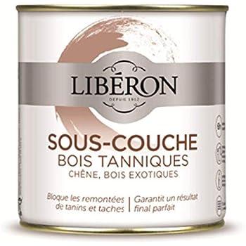 Attrayant LIBERON Sous Couche Bois   Bloque Les Remontées De Tanins, Blanc, 0,