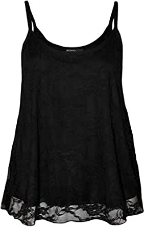 The style for lace clearance tops camisole women donation drop off