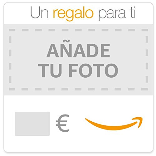 Cheque Regalo de Amazon.es - E-Cheque Regalo - Carga una foto - Amazon