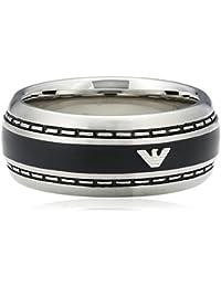 1fc3e99197ba Emporio Armani Armani Stainless Steel Ring EGS 1924040-10