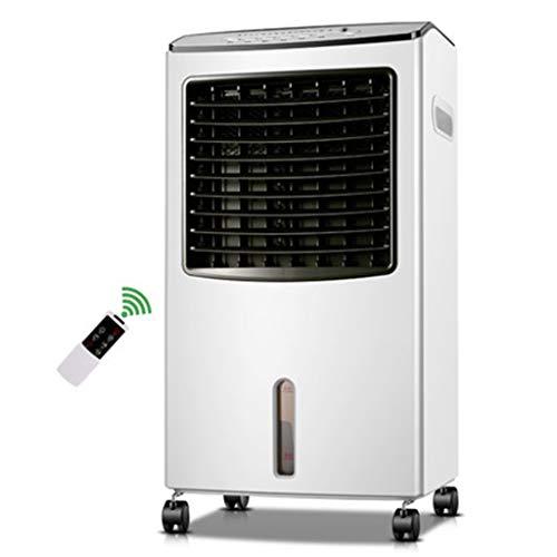 Whirlwind Mobiles Klimagerät Haushalt Vertikale Heizung Und Kühlung Dual-Use-Klimaanlage Lüfter 8L Großen Wassertank 7.5H Timer Mit Langen 1,75 M Kabel Luftkühler