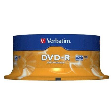 Verbatim DVD-R x 25 - 4.7 GB - supporti di memorizzazione