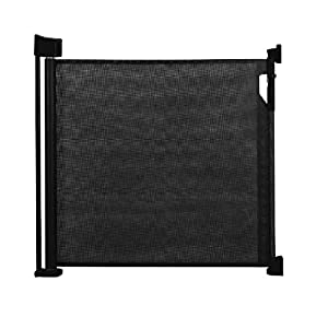 Safetots Extra Tall and Wide Advanced Retractable XL (Black)   13