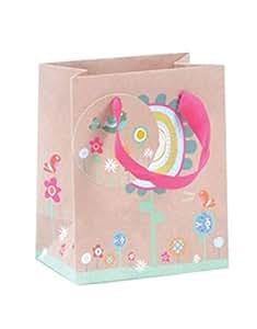 Hello Sunshine Petit sac cadeau Motif Fleurs de cannelle de symphyse (ischium) (GBS08)