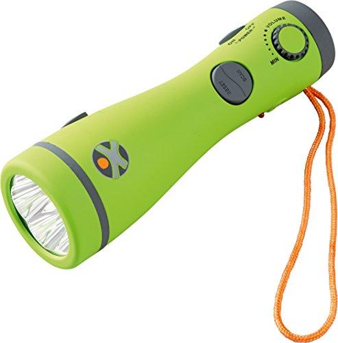 Kids Radio-Taschenlampe (Taschenlampe Radio)