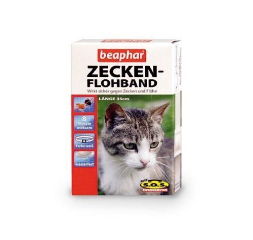 nobby-75406-zecken-flohband-sos-katze-35-cm