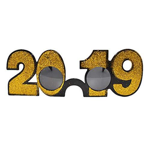 longzjhd Party Sonnenbrille 2019 Lustig Verrückt Schick Kleid Brille Neuheit Kostüm Party Lustig...