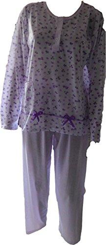 Pyjama 726 purple