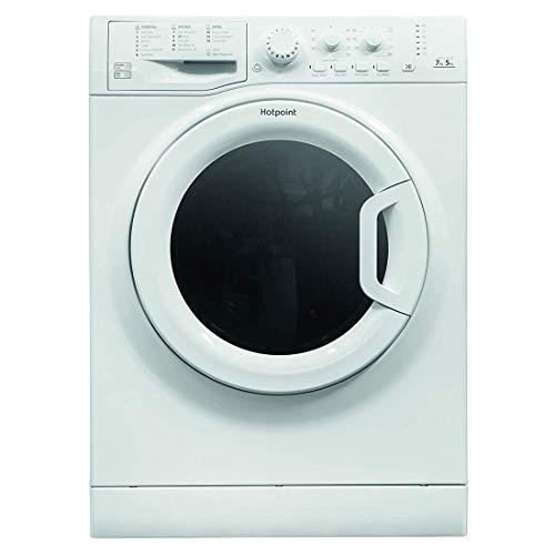 HOTPOINT FDL754P 7kg Wash 5kg Dry 1400rpm Freestanding Washer Dryer - Polar White