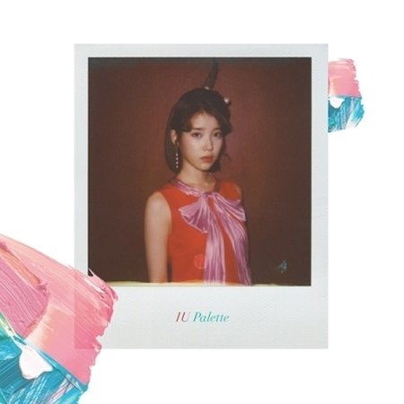 IU - [PALETTE] 4TH ALBUM CD+Photobook With G-Dragon, Oh Hyuk Sealed K-POP (Album Iu)