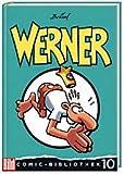 Werner - BILD-Comic-Bibliothek Band 10 - Rötger Feldmann
