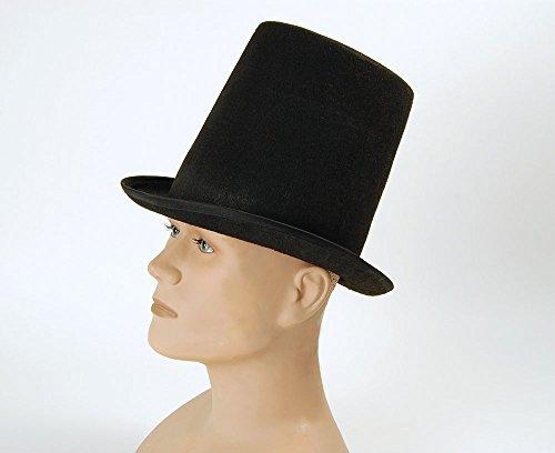 Bristol Novelty bh464Ofenrohr-Top Hat, One - Musikalische Halloween-ideen