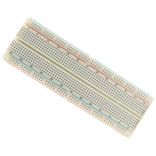 ExcLent Test Develop DIY 830 Point Solderless PCB Bread Board for Mb-102-White