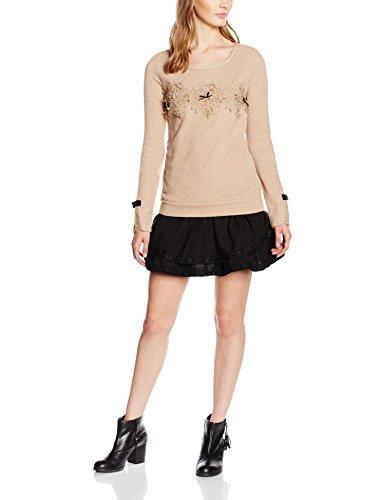 Molly Bracken I6206a16, Robe Femme Beige