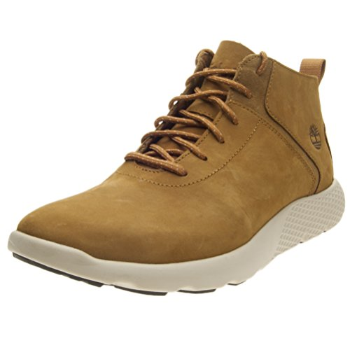 Timberland - Flyroam Leather Trainer Rust - Sneakers Homme Fauve