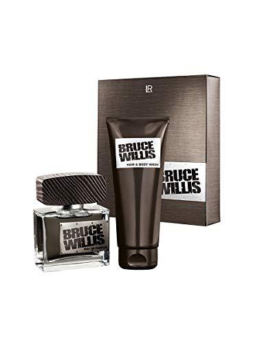 LR 1a lr 35053521 parfum-geschenk-set bruce willis --- edp 50ml parfüm shampoo 200ml