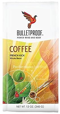 Bulletproof 'French Kick' Dark Roast Whole Bean Coffee 340g by Bulletproof