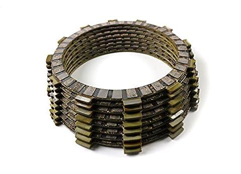 Kupplungsscheibe Reibung Teller Set 8Für Kawasaki KX8098–00KX8501–16KX100kx85-ii 08–15KX10098–16KMX12586–87