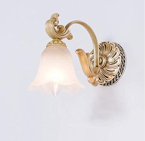 Traditionell Klassichen Wandleuchte Spiegel Tisch Kleiderschrank Lampe Wasserdicht Anti-Fog-Spiegelleuchten (Drei Modelle: Single Head, Double Head, Drei Köpfe).Einzelkopf -