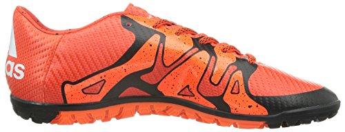 adidas X 15.3TF Herren Stiefel Orange/Weiß
