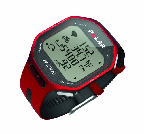 Polar Pack RCX5 Bike (Incluye Candence Sensor) - Reloj para triatlón con pulsómetro
