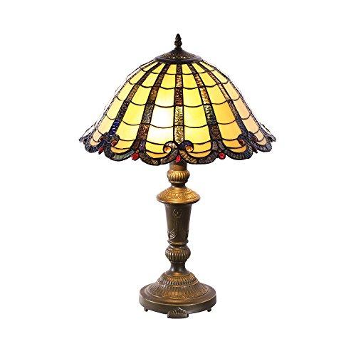 Tischlampe im Tiffany Style, Tiff127, Tischlampe Motiv Lampe , Dekorationslampe, Tiffany Style, Glaslampe, Leuchte ,Tischlampe, Stehleuchte, Stehlampe, Leuchte Lampe