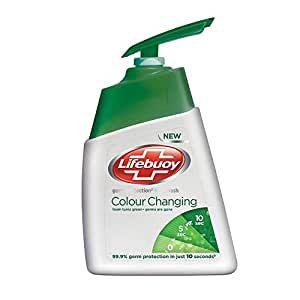 Lifebuoy Colour Changing Hand Wash 200ml