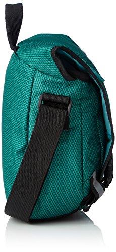 Chiemsee Unisex-Erwachsene Messenger Medium Umhängetasche, 9x24x33 cm Mehrfarbig (Hashtag)