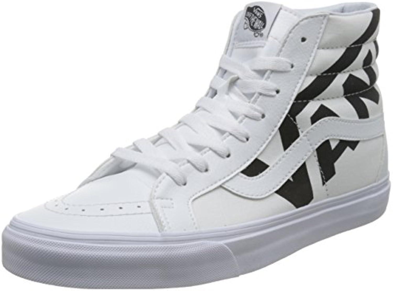 Vans Schuh SK8 Hi Reissue True weisssszlig Schwarz