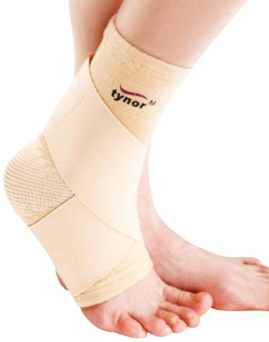 Tynor Ankle Binder - XL (Special Size) - Color May vary