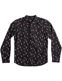 4c5774ae0bbd0 Quiksilver Okpo - Camisa De Manga Larga para Niños 8-16 EQBWT03180