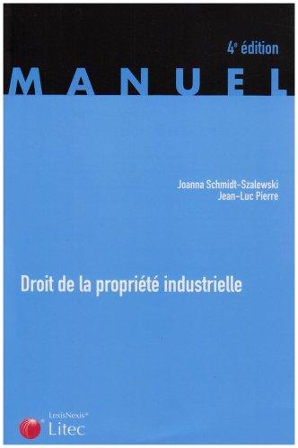 Droit de la propriété industrielle