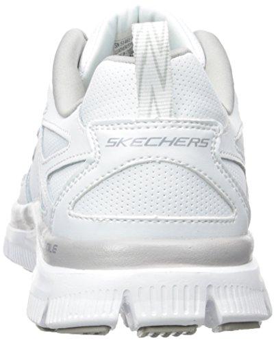 Skechers Flex Advantage Even Strength Men's Fitness Trainers white Wht