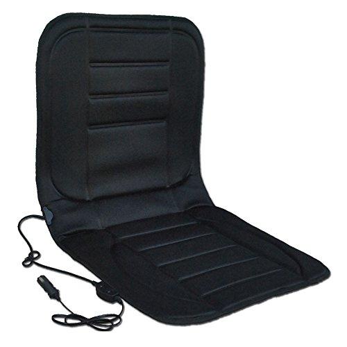 Systafex® Sitzheizung beheizbare Sitzauflage für Auto Heizung Heizmatten Kfz Pkw Modell 2017