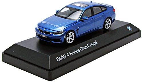 Kyosho - 80422348792 - Veicolo Pronto - Modello per la Scala - BMW Serie 4 Gran Coupé - 2014 - 1/43 S