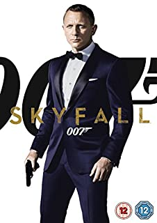 Skyfall [DVD] (B006X03YT0) | Amazon price tracker / tracking, Amazon price history charts, Amazon price watches, Amazon price drop alerts