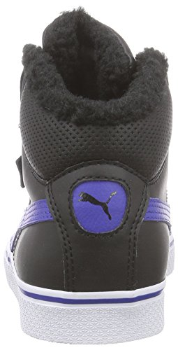 Puma Vulc Hohe Unisex Sneakers Schwarz Perf navegar kinder 01 preto Web Na 1948 Mid rqTBYHr