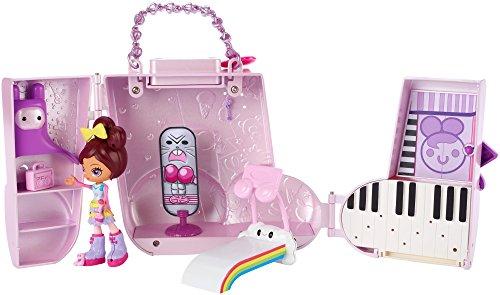 Preisvergleich Produktbild Kuu Kuu Harajuku – Music Puppen-Börse – Spielset