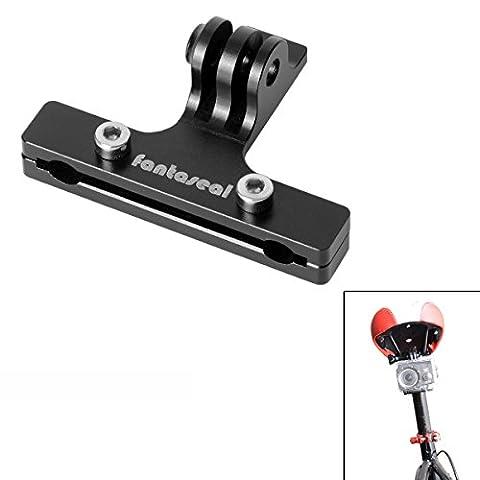 Fantaseal® Fahhrad Actiioncam Adapter Fahrrad Action Kamera Halterung Aluminium Rennrad