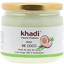 Khadi Bio Kokosöl 16G27,DE-ÖKO-012