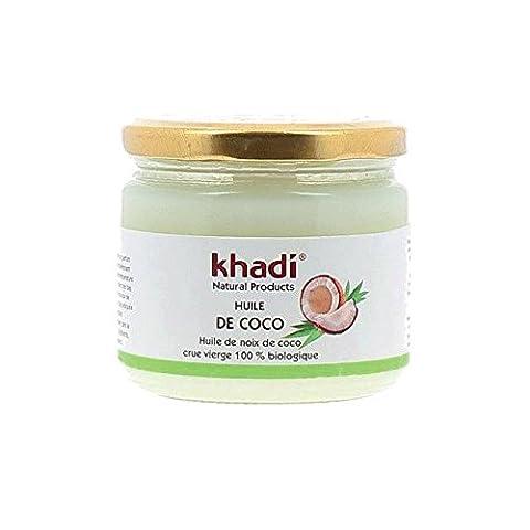 KHADI Huile de Coco - 250g BIO