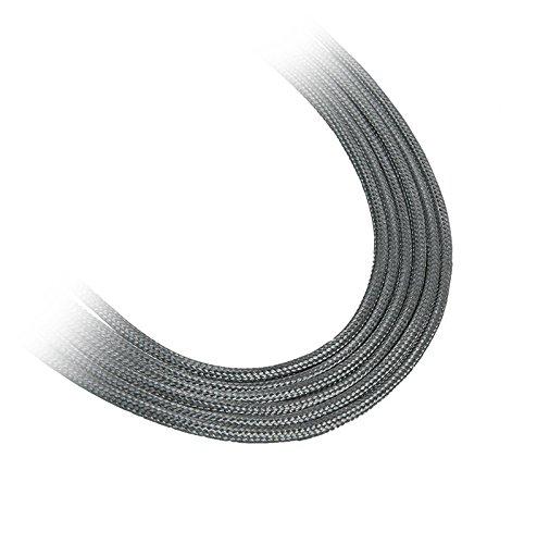 bitfenix-verlangerungskabel-6-polig-pcie-45-cm-silber-schwarz