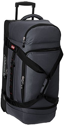 coleman-tactical-gear-drop-bottom-30-rolling-duffel-charcoal-one-size