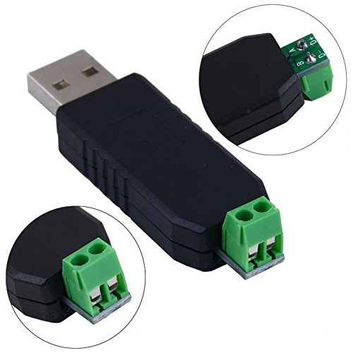 OneClickBox USB to RS485 485 Converter Adapter Supports Win 7 XP Vista Linux Mac OS
