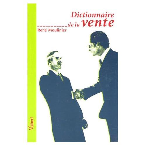Dictionnaire de la vente