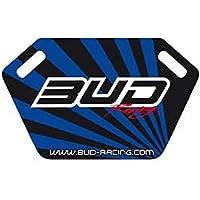 BUD RACING Pit board de panneautage Bleu