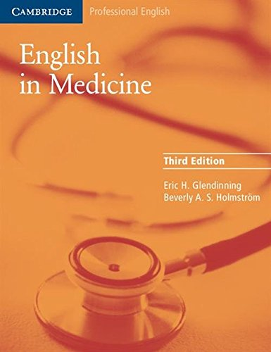 English in Medicine 3rd Student's Book: A Course in Communication Skills (Face2face S.)