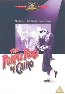 The Purple Rose of Cairo [DVD]