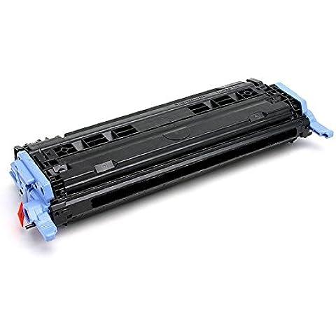 PerfectPrint - Compatible Q6000A Negro Impresora Toner Cartridge Fo HP Laserjet 1600 2600 2600N 2605 605DN 2605DTN MFP CM1015